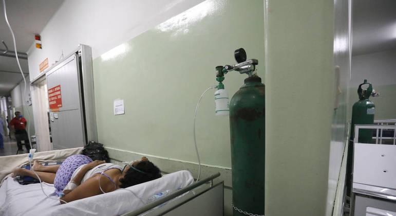 Pelo menos 120 cidades paulistas têm nível crítico de oxigênio