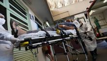 Sem remédios, cidades no estado de São Paulo fecham leitos