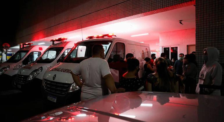 Pacientes de Manaus estão sendo transferidos para outras capitais