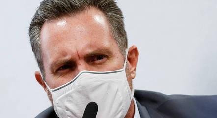 Dominguetti fez acusação contra Luís Miranda