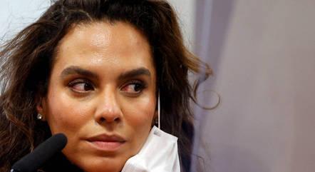 Luana foi anunciada por Queiroga, mas não assumiu