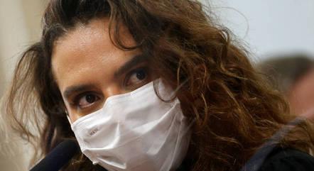 Luana Araújo ficou apenas dez dias em secretaria