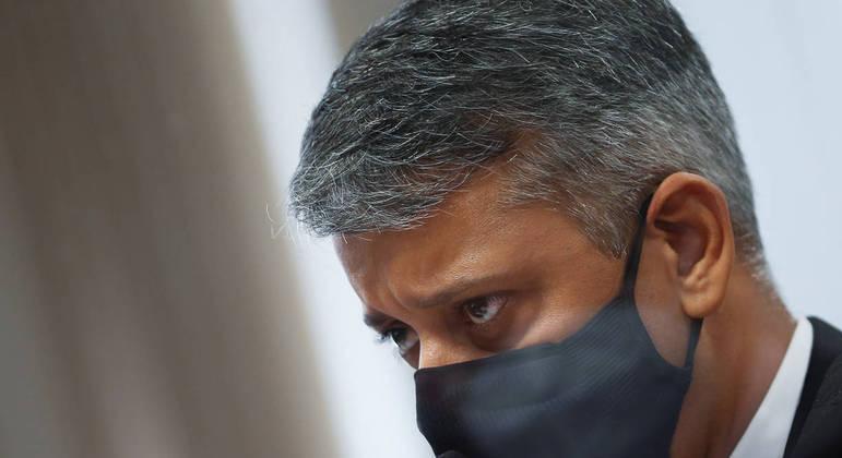 Pedido de prisão de Dias foi o primeiro feito por Aziz em mais de dois meses da CPI