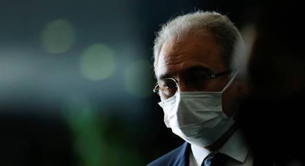 Queiroga afirmou que vacinação acaba neste ano