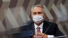 Renan acusa Onyx de mostrar documento falso sobre a Covaxin