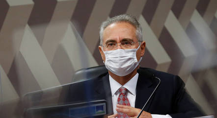 O relator da CPI, Renan Calheiros