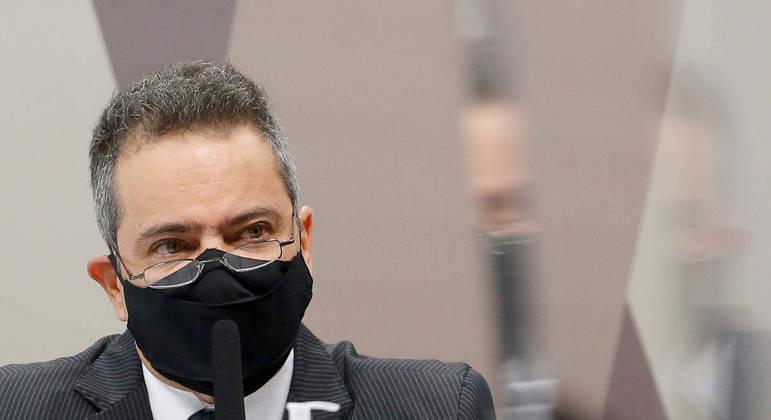 O ex-secretário executivo do Ministério da Saúde Elcio Franco