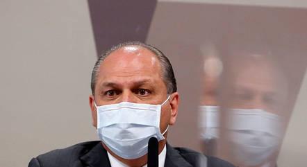 Na imagem, deputado Ricardo Barros (PP-PR)