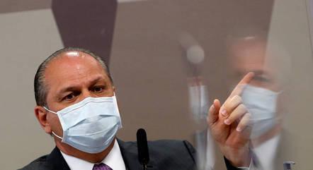 Barros faz depoimento tenso na CPI nesta quinta