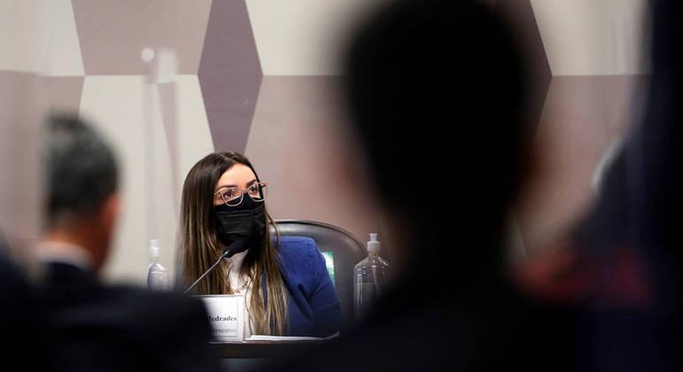Até agora, só a diretora da Precisa, Emanuela Medrades, depôs à CPI sobre a vacina