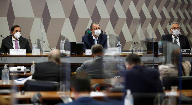 CPI quer interromper contratos da União que têm o FIB Bank como garantidor