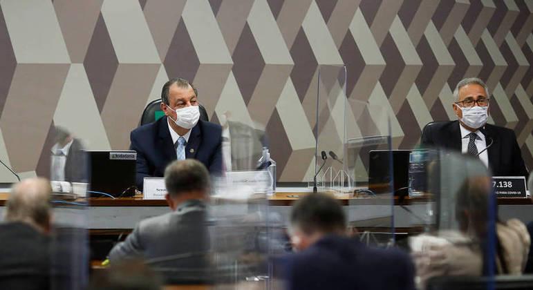 Senadores ouvirão  Raimundo Nonato Brasil, sócio da VTCLog que vai depor como testemunha.