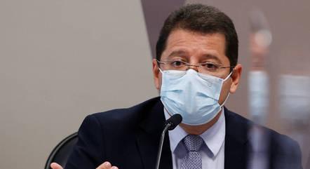 O ex-secretário Marcellus Campelo
