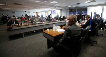 CPI aprovou reclassificação dos documento antes sigilosos