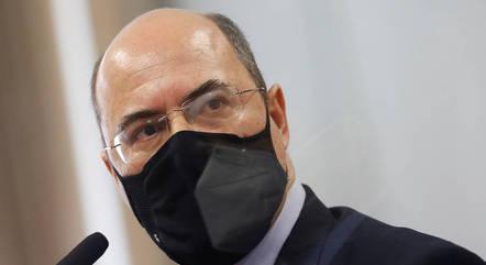 Witzel bateu boca com senador Jorginho Mello