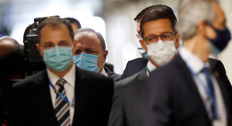 Último depoimento foi do ex-ministro da Saúde, Eduardo Pazuello, que deve ser reconvocado