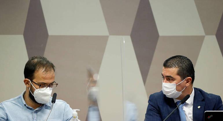 Irmãos apontaram indícios de corrupção e superfaturamento na compra da Covaxin