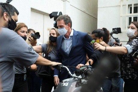 Crivella foi preso na manhã desta terça (22)