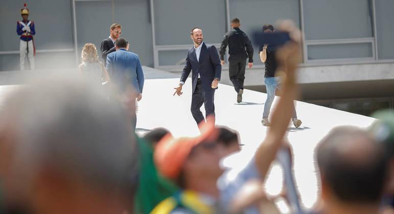 Alexandre de Moraes já foi alvo de pedido de impeachment de Bolsonaro