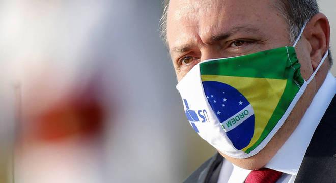Eduardo Pazuello enviou representantes do Ministério da Saúde para monitoramento