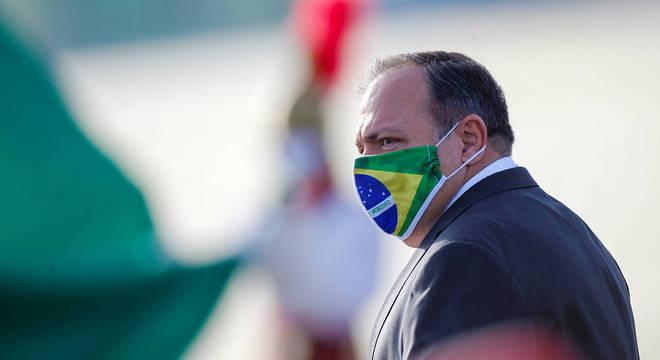 Recomendação foi enviada ao ministro da Saúde, Eduardo Pazuello