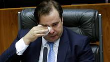 Maia afirma que vai deixar o DEM para fazer oposição a Bolsonaro