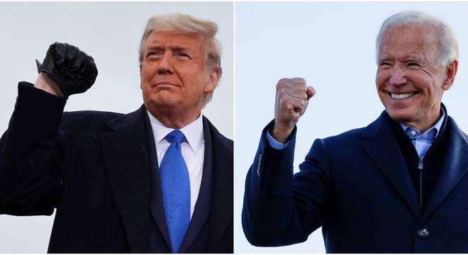 Campanha de Trump entrou com ação para impedir certificação da vitória de Biden