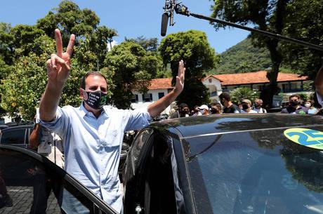 Eduardo Paes é eleito prefeito do Rio no segundo turno