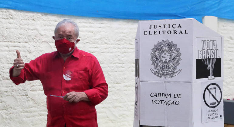 Ex-presidente Lula REUTERS/Amanda Perobelli