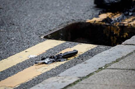 Ataque em  Birmingham, no Reino Unido, deixa feridos