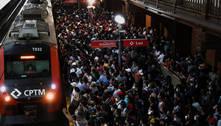 Funcionários do Metrô e trens de SP serão vacinados a partir de maio