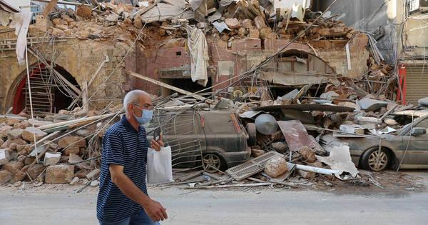 OMS faz apelo por R$ 81 milhões em auxílio ao Líbano, após explosão