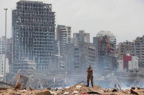Número de mortos em explosão no Líbano chega a 181