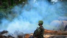 Amazônia tem recorde de alertas de desmatamento em março