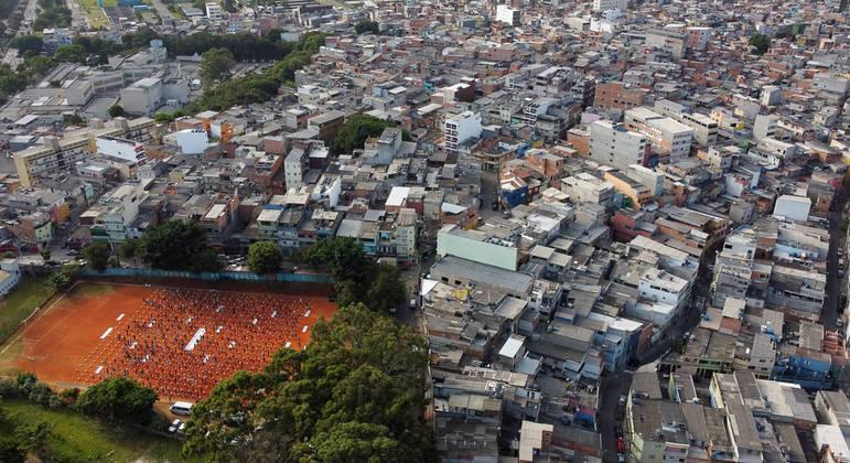 Favelas da região Sul têm o maior índice de vacinados contra a covid