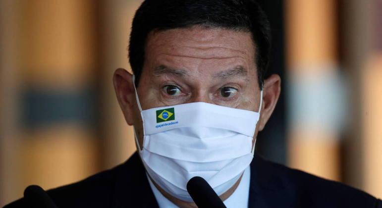 Mourão preside o Conselho Nacional da Amazônia Legal