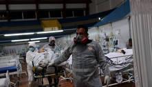 Hospitais de SP têm ocupação alta de leitos e preveem piora