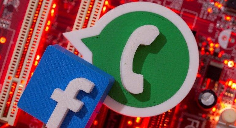 Facebook, Instagram e WhatsApp estão fora do ar nesta segunda-feira