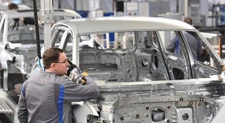 PIB da Indústria recuou 3,5% em 2020