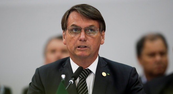 Bolsonaro passou por procedimento cirúrgico