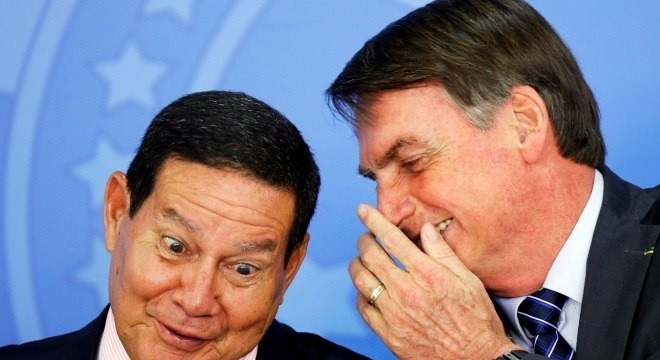 Mourão irá comandar o Conselho da Amazônia