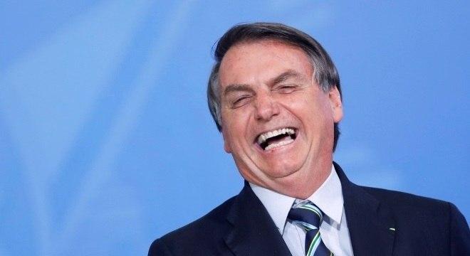 Risco Brasil é o menor em sete anos e Jair Bolsonaro comemora