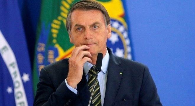 Bolsonaro: 'alguma resolução é para a Europa começar a ser reflorestada?'