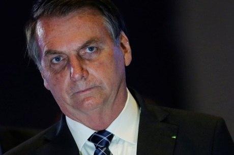 Bolsonaro reclamou que imprensa 'só vê um lado'