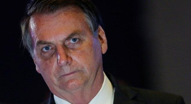 Bolsonaro: 'tem policial preso porque deu dois tiros em vagabundo de madrugada'