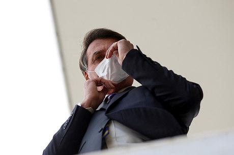 """""""Toda a minha parte está liberada"""", afirmou Bolsonaro"""