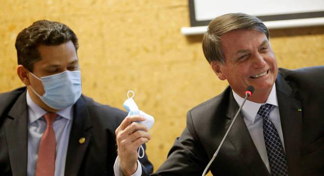 Congresso analisa vetos de Jair Bolsonaro nesta quarta