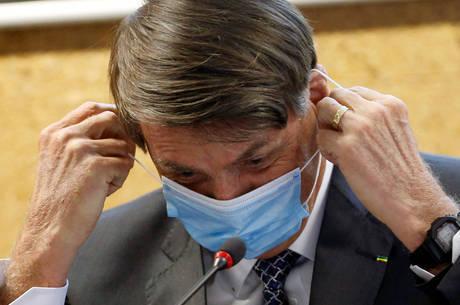 Bolsonaro participou de conferência sobre o Líbano