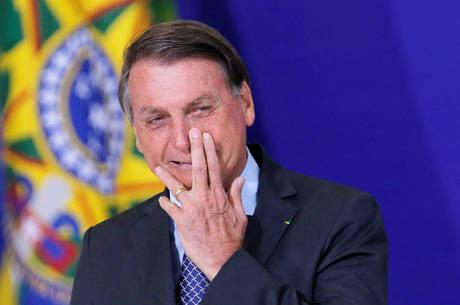 """""""Não pode ser obrigado"""", disse Bolsonaro sobre vacinação"""