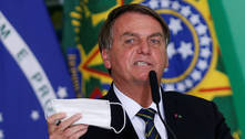 'Medidas que tomei se mostraram positivas', diz Bolsonaro sobre covid